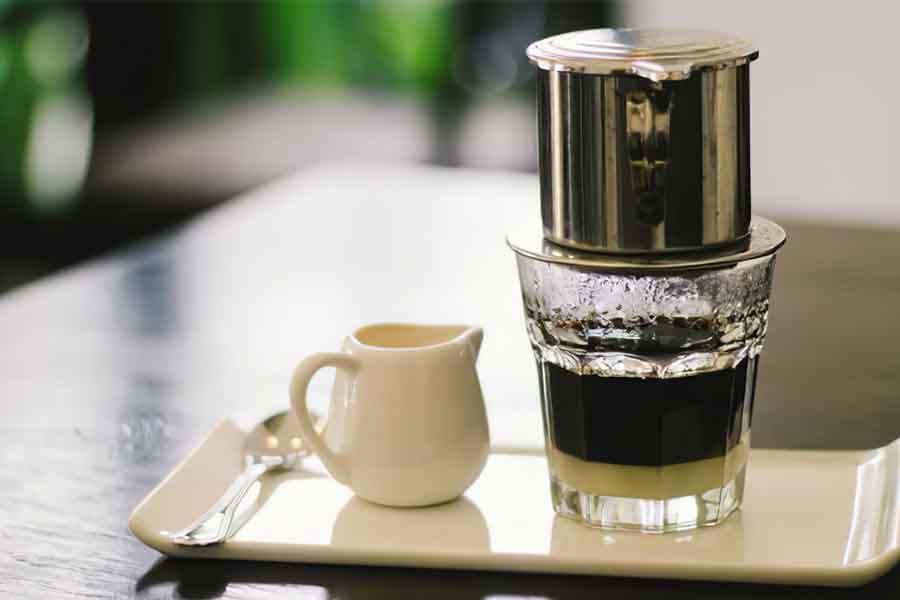 Cà phê Buôn Mê và cà phê Sài Gòn