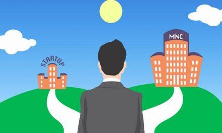 Chọn công ty lớn hay công ty nhỏ khi tốt nghiệp?