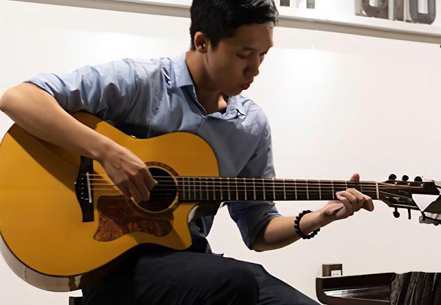 Động lực khiến mình tập đàn guitar đến giờ?
